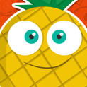 Daily Vector 044 - Pineapple
