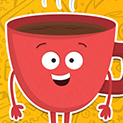 Daily Vector 133 - Cup of coffee