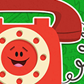 Daily Vector 175 - Telephone