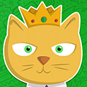 Daily Vector 311 - King cat